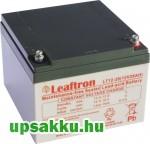 Leaftron LTL 28Ah 12V UPS akkumulátor