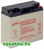 2 x Genesis NP 18Ah 12V UPS akkumulátor