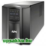 APC Smart-UPS SMT1000I LCD szünetmentes tápegység