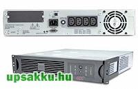 APC Smart-UPS SUA1500RMI2U rackes szünetmentes tápegység