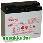 2 x DataSafe 12HX80 18Ah