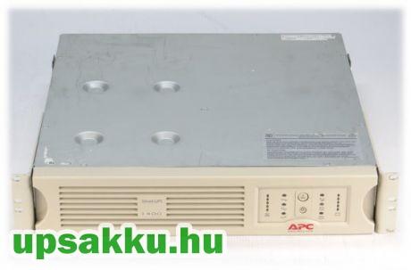 APC Smart-UPS SU1400RMI2U rackes szünetmentes tápegység