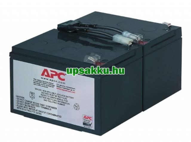 APC RBC6 akkumulátor csomag, akkupakk -