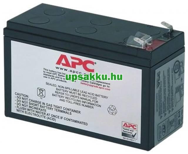 APC RBC17 csereakkumulátor -
