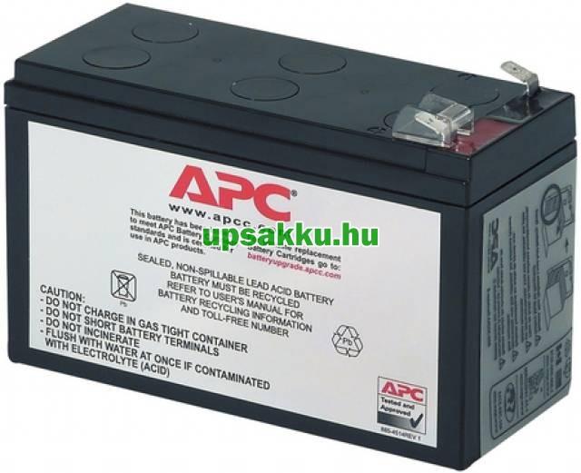 APC RBC2 csereakkumulátor -