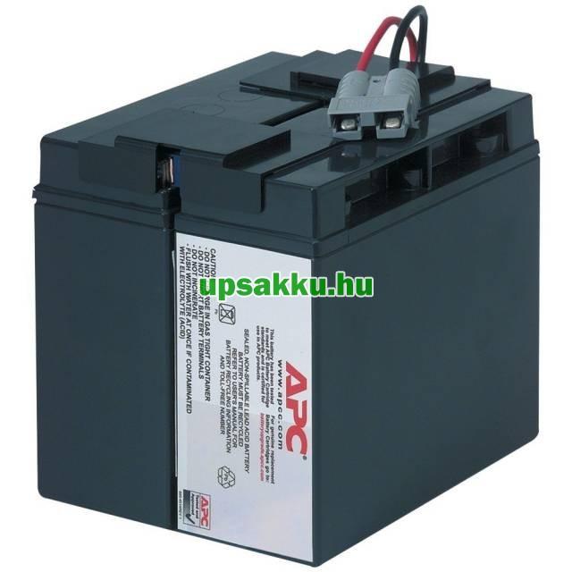 APC RBC7 akkumulátor csomag, akkupakk -