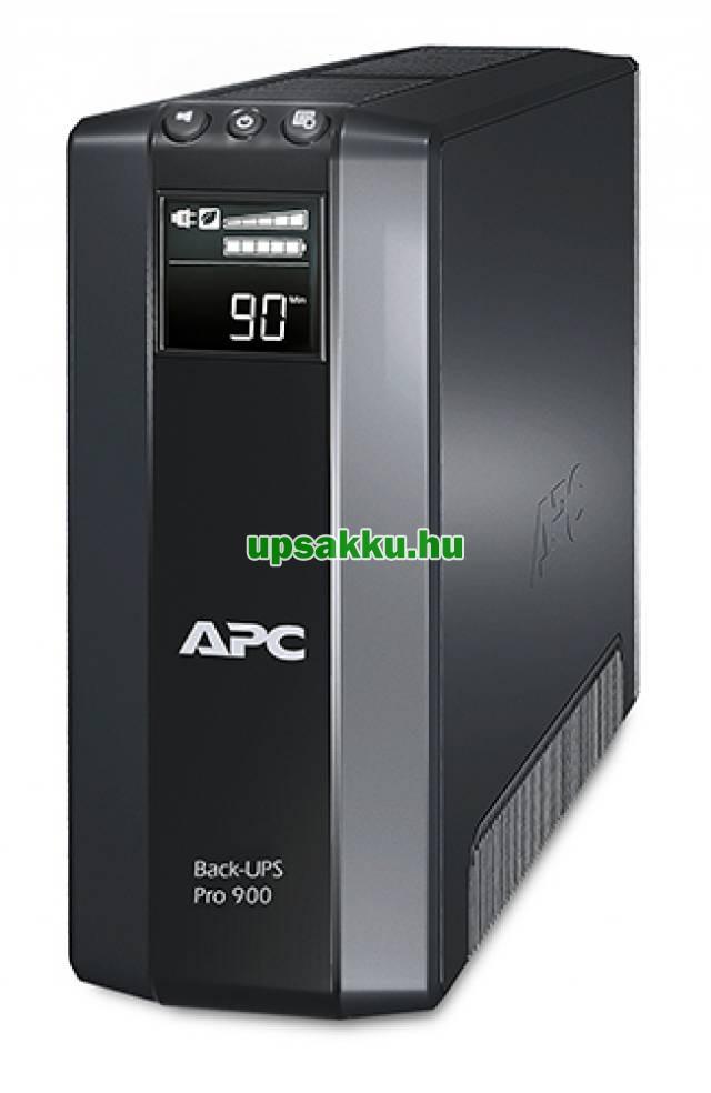 APC Back-UPS BR900G-GR szünetmentes tápegység - Előlap
