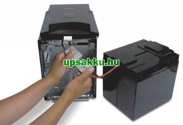 APC Smart-UPS SUA1500I szünetmentes tápegység - Könnyen cserélhető akkupakk