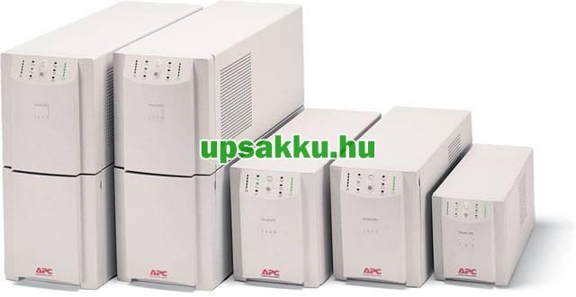 APC Smart-UPS SU1400I szünetmentes tápegység - Smart család