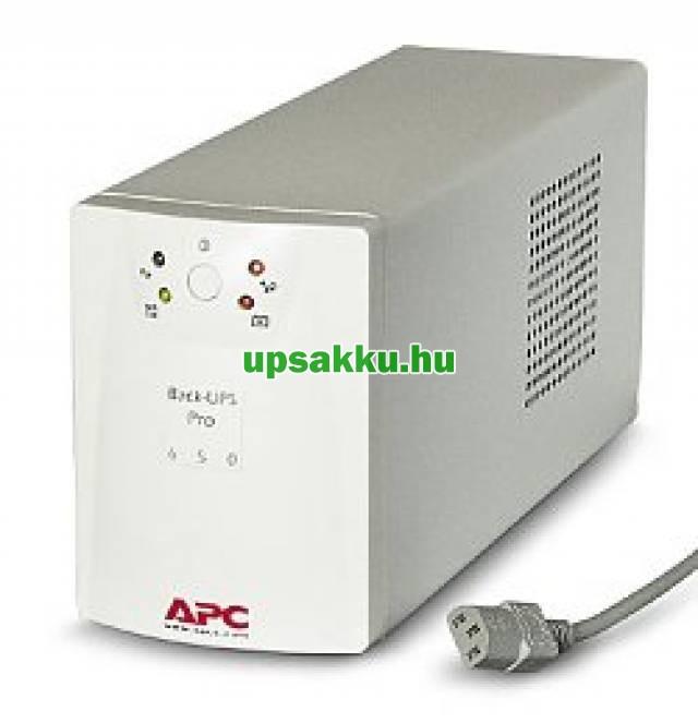 APC Back-UPS PRO BP650SI szünetmentes tápegység - Katalógusfotó