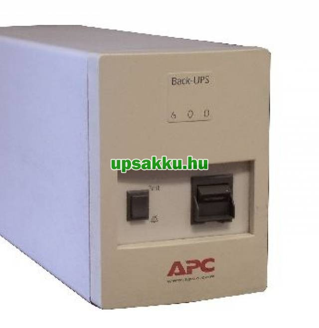 APC Back-UPS BK600I szünetmentes tápegység - Illusztráció
