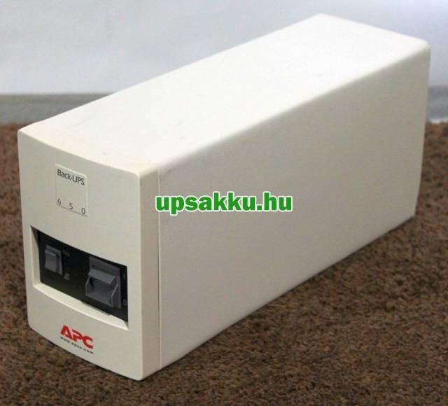 APC Back-UPS BK650MI szünetmentes tápegység - Illusztráció