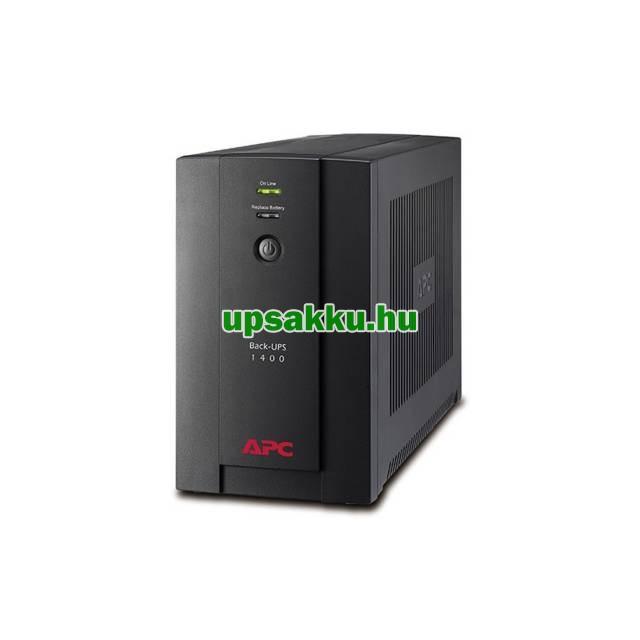 APC Back-UPS BX1400UI szünetmentes tápegység -