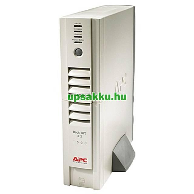 APC Back-UPS BR1500I szünetmentes tápegység -