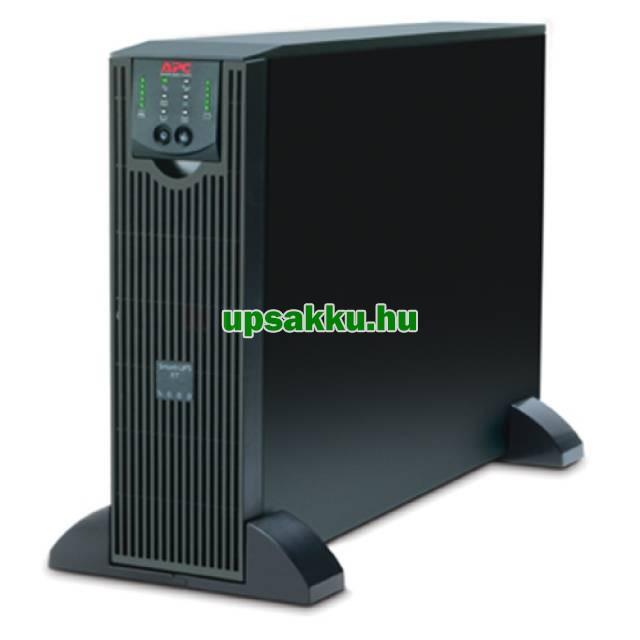 APC Smart-UPS SURT5000XLI szünetmentes tápegység -