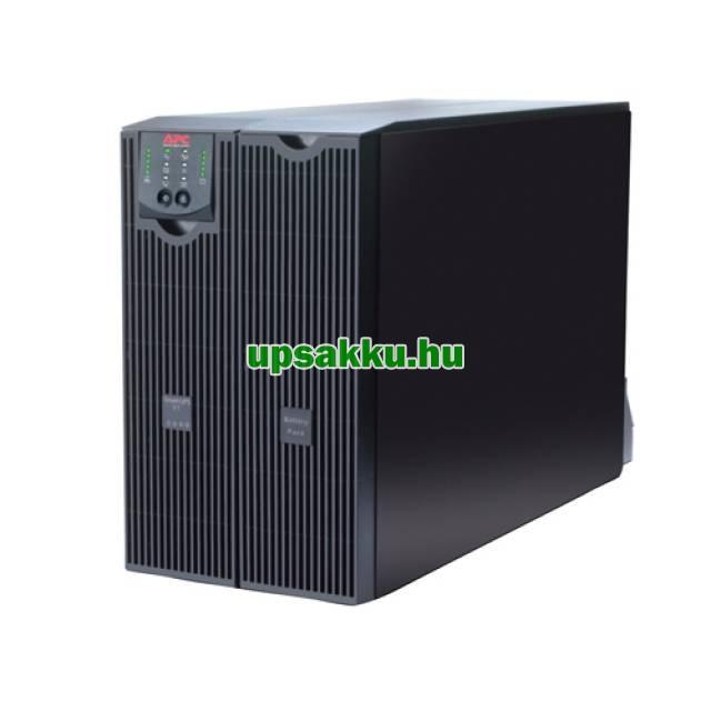 APC Smart-UPS SURT8000XLI szünetmentes tápegység -