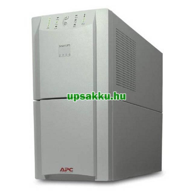 APC Smart-UPS SU2200I szünetmentes tápegység -