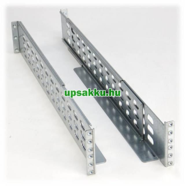 APC 0M-756H SU032A Rail KIT (rakcbe építő keret 1U-2U készülékekhez / racksín) -