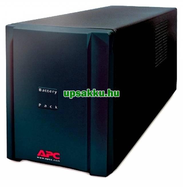APC Smart-UPS SUA24XLBP bővítő akkupakk SUA750XLI, SUA1000XLI -