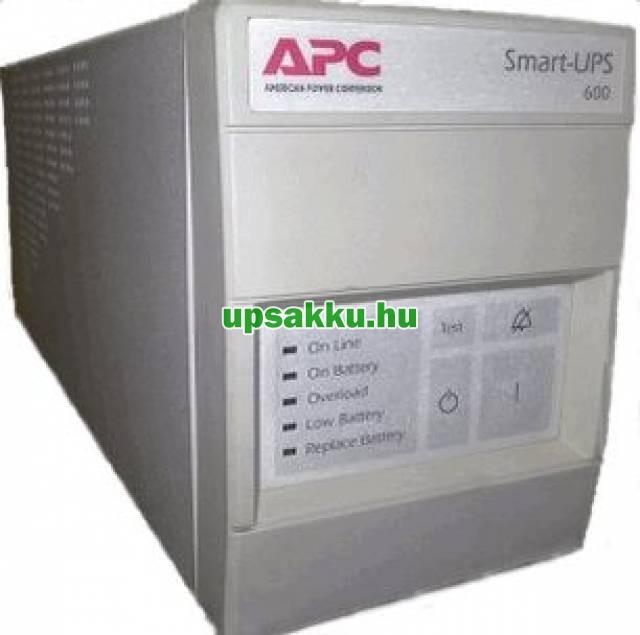 APC Smart-UPS AP600I szünetmentes tápegység (tiszta szinuszos) -