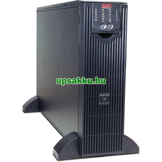 APC Smart-UPS SURT6000XLI szünetmentes tápegység -