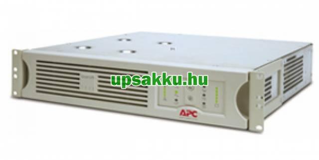 APC Smart-UPS SU1000RMI2U rackes szünetmentes tápegység -