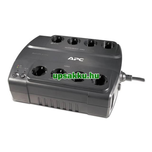 APC Back-UPS BE550G-GR szünetmentes tápegység -