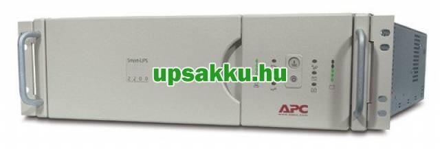 APC Smart-UPS SU2200RMI3U rackes szünetmentes tápegység -