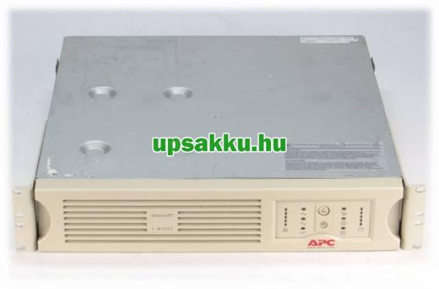 APC Smart-UPS SU1400RMI2U rackes szünetmentes tápegység -