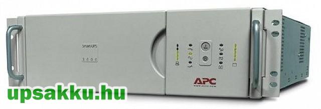 APC Smart-UPS SU3000RMI3U rackes szünetmentes tápegység -