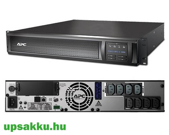 APC Smart-UPS SMX1000I szünetmentes tápegység -