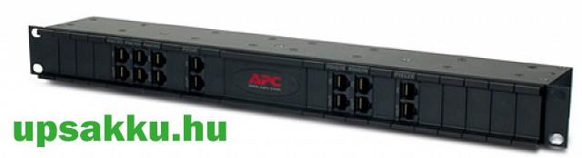 APC PRM24 túlfeszültség-védő keret rackbe -