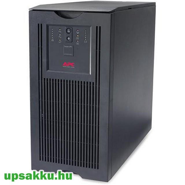 APC Smart-UPS SUA2200XLI bővíthető szünetmentes tápegység -