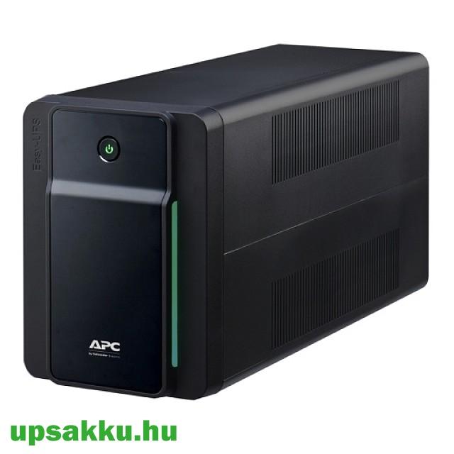 APC Easy UPS BVX900LI-GR (normál dugós) szünetmentes tápegység - Elölnézet