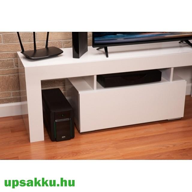 APC Easy UPS BVX900LI-GR (normál dugós) szünetmentes tápegység - Illeszkedik a környezetbe