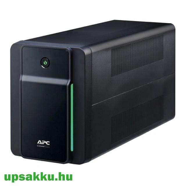 APC Back-UPS BX1200MI-GR szünetmentes tápegység normál dugókkal -