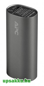 APC M3TM-EC Power Pack, Power Bank 3000mAh titánium