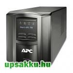 APC Smart-UPS SMT750IC LCD szünetmentes tápegység Smartconnect