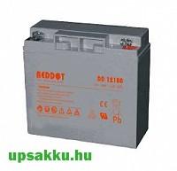 2 x Reddot DD 12180 18Ah 12V UPS akkumulátor