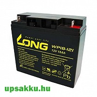 Long WP 18Ah 12V UPS akkumulátor