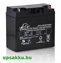 Leoch LP 18Ah 12V UPS akkumulátor