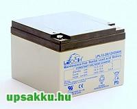 Leoch LPL28-12 28Ah 12V UPS akkumulátor