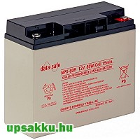 2 x DataSafe NPX 18Ah 12V UPS akkumulátor NPX80 High Rate!