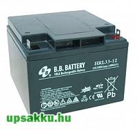 BB HRL33-12 33Ah 12V UPS akkumulátor
