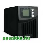 SPS MID 1000I 1.0 Online tower LCD UPS szünetmentes tápegység