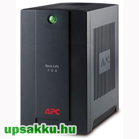 APC Back-UPS BX700UI szünetmentes tápegység