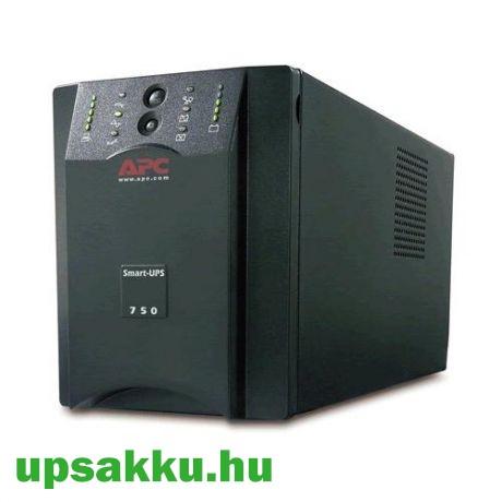 APC Smart-UPS SUA750I szünetmentes tápegység