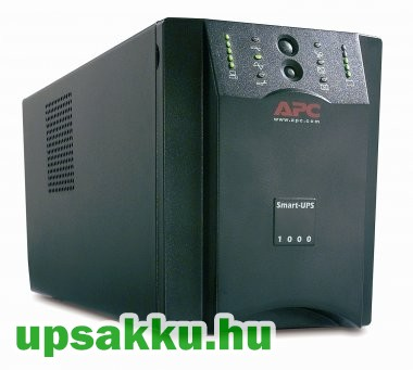 APC Smart-UPS SUA1000I szünetmentes tápegység