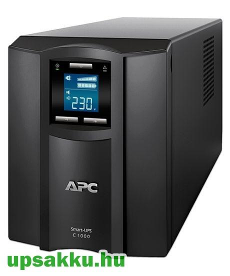 APC Smart-UPS SMC1000IC LCD szünetmentes tápegység Smartconnect