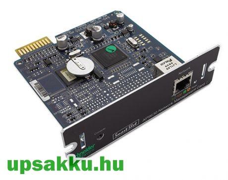 APC AP9630 WEB/SNMP kártya APC szünetmentes tápegységekhez
